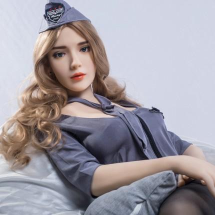 奇她 未央空姐真人诱惑实体娃娃