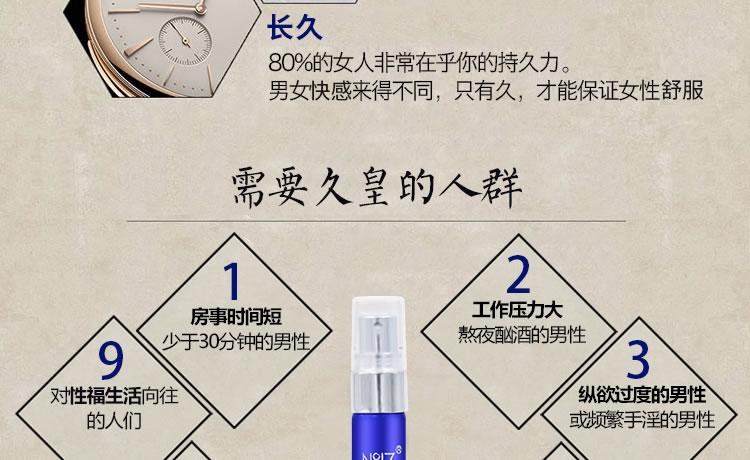 NO17-久皇外用喷剂(经典款) 5ml